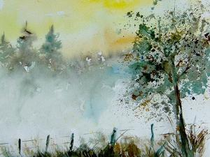 Watercolor Mist by Pol Ledent