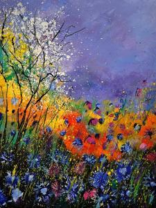 Wild Flowers 454120 by Pol Ledent