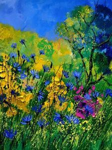 Wild Flowers 454170 by Pol Ledent