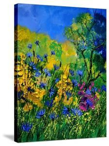Wild Flowers 454170 by Pol Ledent