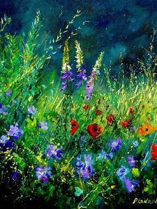 Wildflowers by Pol Ledent