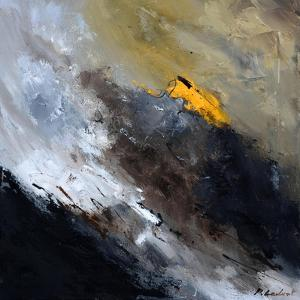 Yellow dot by Pol Ledent