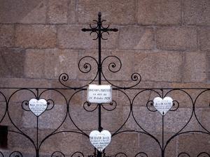 En Near Nyer, Church St Just Et St Pasteur - Arriege, France by Pol M.R. Maeyaert