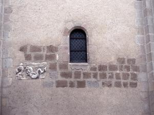 Neuvy-Saint-Sepulcre, Basilique - Church Collegiale Saint-Etienne - Indre, France by Pol M.R. Maeyaert
