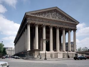 Paris, La Madeleine - France by Pol M.R. Maeyaert