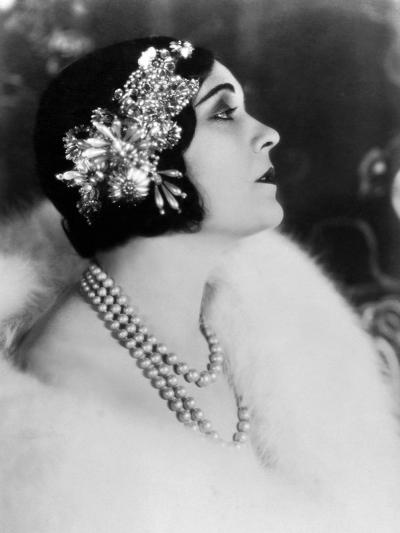 Pola Negri--Photographic Print