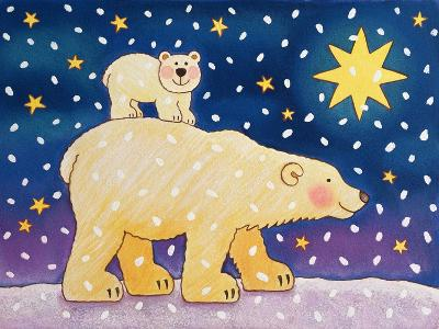 Polar-Back Ride, 1996-Cathy Baxter-Giclee Print