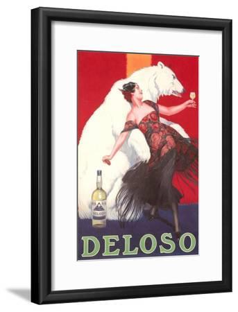 Polar Bear and Flamenco Dancer