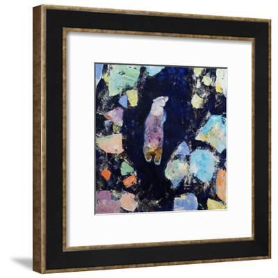 Polar Bear Journey-Michael Creese-Framed Art Print
