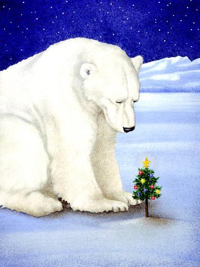 Polar Prayer-Will Bullas-Premium Giclee Print