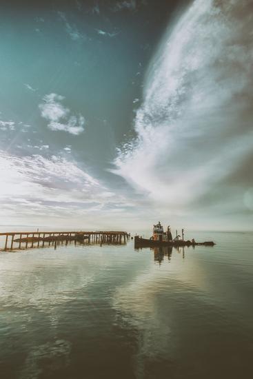 Polaris Cloudscape, Northern California--Photographic Print