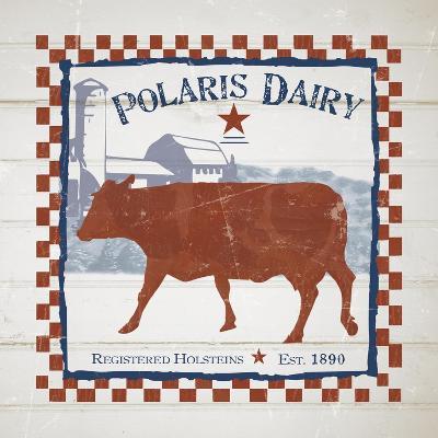 Polaris Dairy-Diane Stimson-Art Print