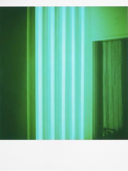 Polaroid, Point Hotel, Edinburgh, Scotland, UK-Lee Frost-Photographic Print