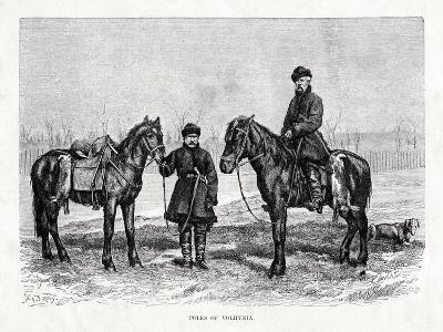 Poles of Volhynia, Western Ukraine, 1879--Giclee Print