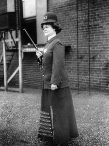 Policewoman, 1909