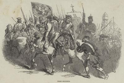Polish Insurgents--Giclee Print