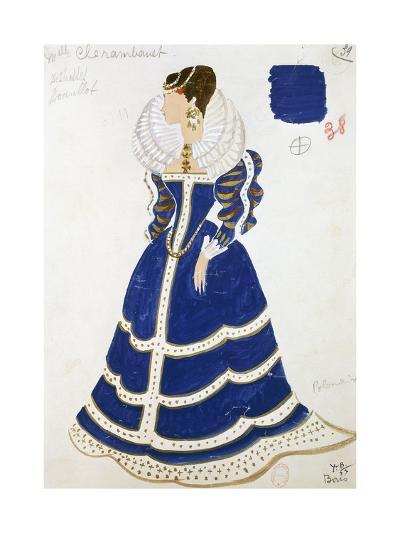 Polish Lady--Giclee Print