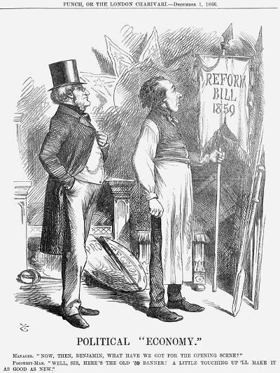 Political Economy, 1866-John Tenniel-Giclee Print
