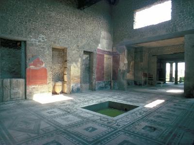Politician's House, Pompeii, Campania, Italy-Christina Gascoigne-Photographic Print