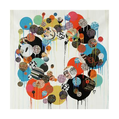 Polka Dot-Sydney Edmunds-Giclee Print