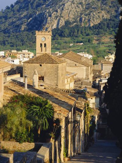 Pollensa, Majorca, Balearic Islands, Spain, Europe-John Miller-Photographic Print