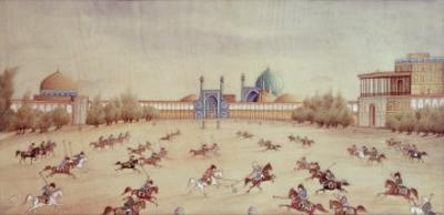 Polo at Isfahan