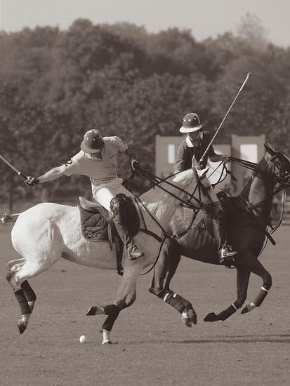 Polo In The Park I-Ben Wood-Premium Giclee Print