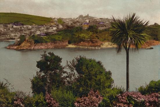 'Polruan from Fowey', c1930-Unknown-Giclee Print