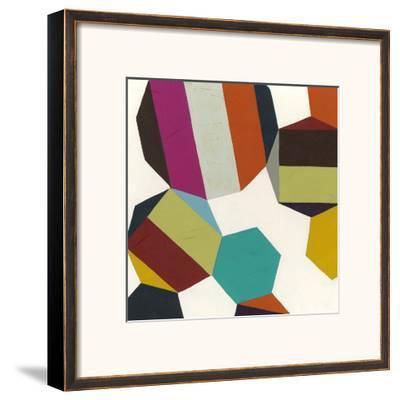 Poly-Rhythmic I-Erica J^ Vess-Framed Giclee Print