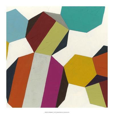Poly-Rhythmic IV-Erica J^ Vess-Art Print