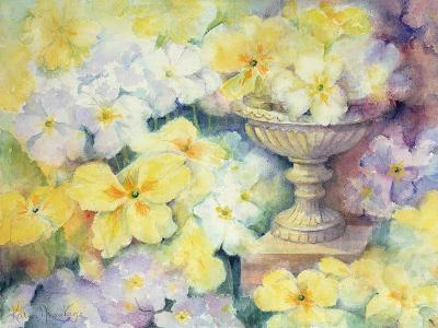 Polyanthus at Hurst-Karen Armitage-Giclee Print