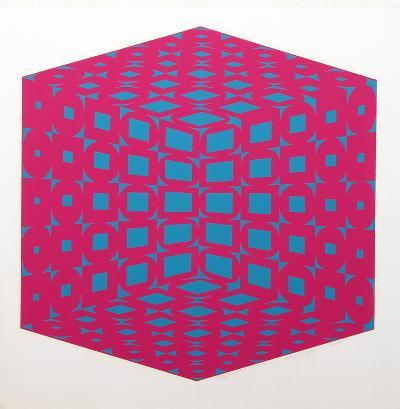 Polyhedron II-Roy Ahlgren-Limited Edition