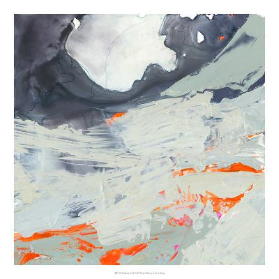 Polyphonic Sea II-Victoria Borges-Art Print