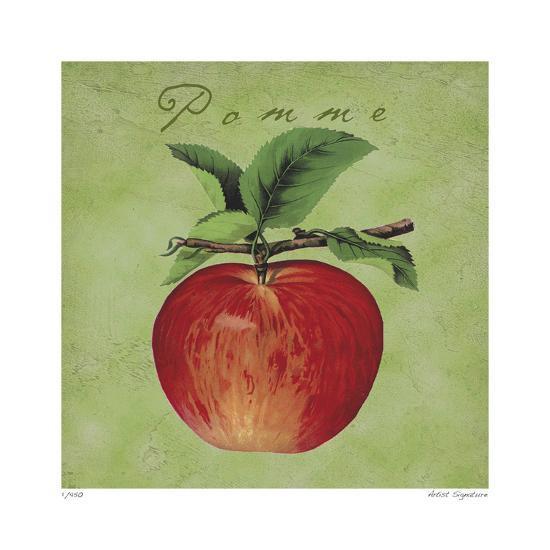 Pomme-Paula Scaletta-Giclee Print