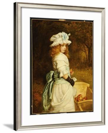 Pomona, 1882-John Everett Millais-Framed Giclee Print