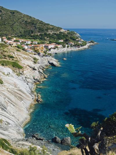 Pomonte, Isola D'Elba, Elba, Tuscany, Italy-Nico Tondini-Photographic Print