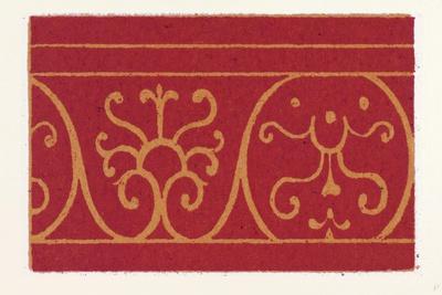 Pompeian Ornament--Giclee Print