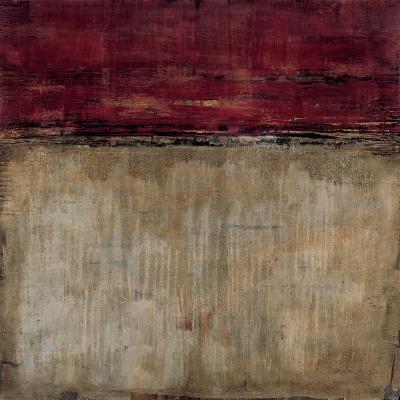 Pompeian Red-Liz Jardine-Art Print