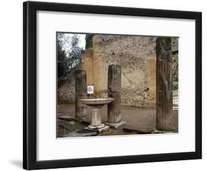 Pompeii, Triangular Forum