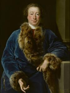 John Rolle Walter, 1753 by Pompeo Batoni