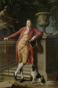 Portrait of John Talbot, later 1st Earl Talbot by Pompeo Batoni