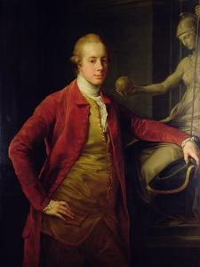 Portrait of Lord Richard Cavendish, 1773 by Pompeo Batoni
