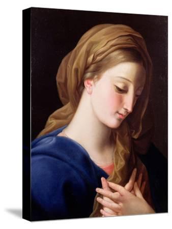 The Virgin Annunciate
