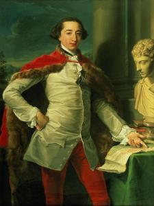 Portrait of a Gentleman by Pompeo Girolamo Batoni