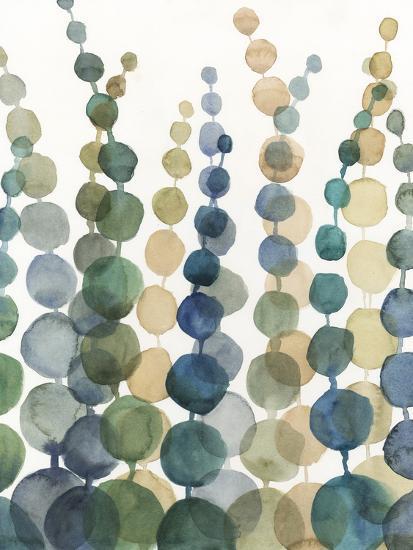 Pompom Botanical I-Megan Meagher-Art Print
