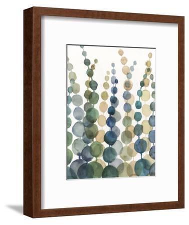 Pompom Botanical I-Megan Meagher-Framed Art Print