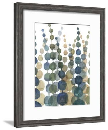 Pompom Botanical II-Megan Meagher-Framed Premium Giclee Print