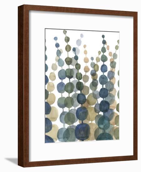 Pompom Botanical II-Megan Meagher-Framed Art Print