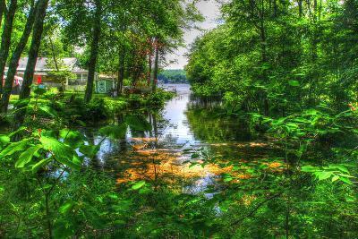 Pond Cove-Robert Goldwitz-Photographic Print