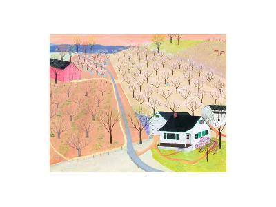 Pond Farm Modesto-Alexa Alexander-Art Print